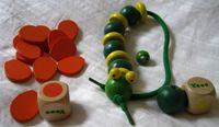 Board Game: Flower Garden