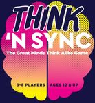 Board Game: Think 'n Sync: The Great Minds Think Alike Game
