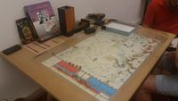 Board Game: Lost Victory: Manstein At Kharkov, Winter 1943