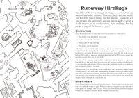 RPG Item: Runaway Hirelings