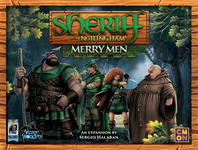 Board Game: Sheriff of Nottingham: Merry Men