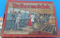 Board Game: Die Reise um die Erde