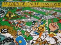 Board Game: Le tour de Gaule d'Astérix