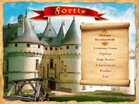 Video Game: Fortix