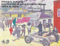 RPG Item: Burros & Bandidos