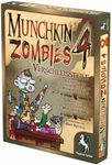Board Game: Munchkin Zombies 4: Spare Parts