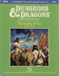 RPG Item: DA4: The Duchy of Ten