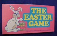 Board Game: The Easter Game