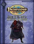 RPG Item: Pathfinder Society Scenario 2-15: Written in Blood
