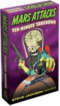 Board Game: Mars Attacks: Ten-Minute Takedown