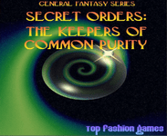 RPG Item: Secret Orders: The Keepers of Common Purity