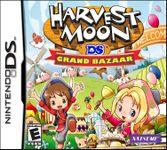 Video Game: Harvest Moon DS: Grand Bazaar