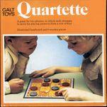 Board Game: Quartette