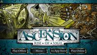Video Game: Ascension: Rise of Vigil