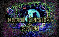 Video Game: Death Knights of Krynn