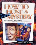Board Game: How To Host A Teen Mystery: Barbecue With The Vampire