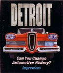 Video Game: Detroit