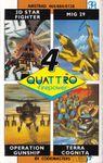 Video Game Compilation: Quattro Firepower
