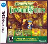 Video Game: Professor Layton and the Unwound Future
