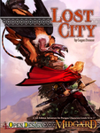 RPG Item: The Lost City