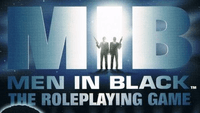 RPG: Men in Black: The Roleplaying Game
