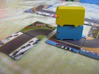 Board Game: Camper Tour