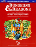 RPG Item: X8: Drums on Fire Mountain