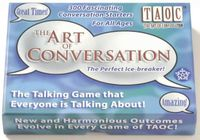 Board Game: The Art of Conversation