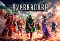 Board Game: Hyperborea