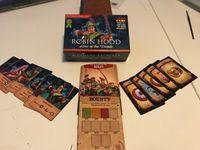 Board Game: Robin Hood: Hero of the People