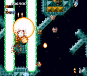 Video Game: Super Aleste