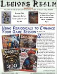 Issue: Legions Realm Monthly (Issue 6 - Feb 2003)