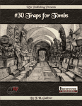 RPG Item: #30 Traps for Tombs