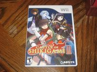 Video Game: Castle of Shikigami III