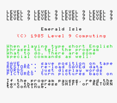 Video Game: Emerald Isle