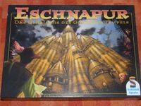 Board Game: Eschnapur