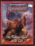 RPG Item: RR6: Van Richten's Guide to the Lich