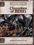 RPG Item: Champions of Ruin