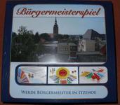 Board Game: Bürgermeisterspiel:Werde Bürgermeister in Itzehoe