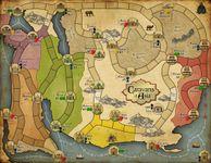 Board Game: Caravans of Asia