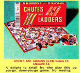 Board Game: Chutes and Ladders