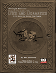 RPG Item: Dice and Dramatics (Revised)