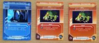 Board Game: Galactic Strike Force: Promo Cards