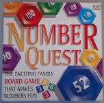 Board Game: Number Quest
