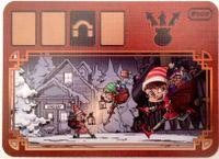 Board Game: Colt Express: North Pole Station