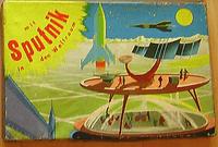 Board Game: Mit Sputnik in den Weltraum