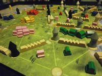 Board Game: Masons
