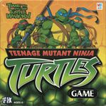 Board Game: Teenage Mutant Ninja Turtles Game