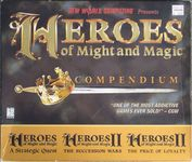 Video Game Compilation: Heroes of Might and Magic Compendium