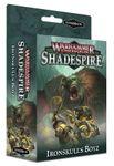 Board Game: Warhammer Underworlds: Shadespire – Ironskull's Boyz